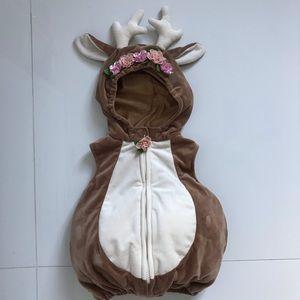Baby Deer Fawn Costume
